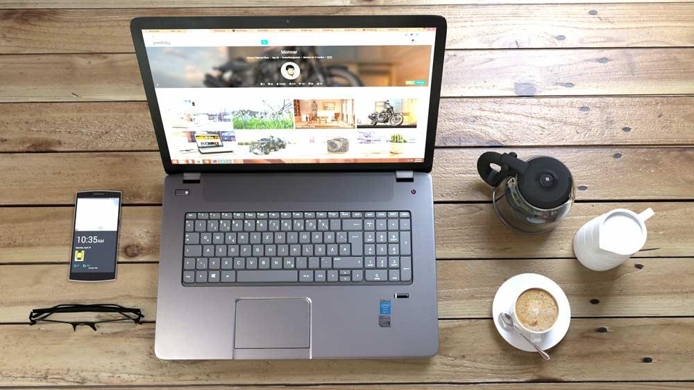 Siti web, Realizzazione siti web
